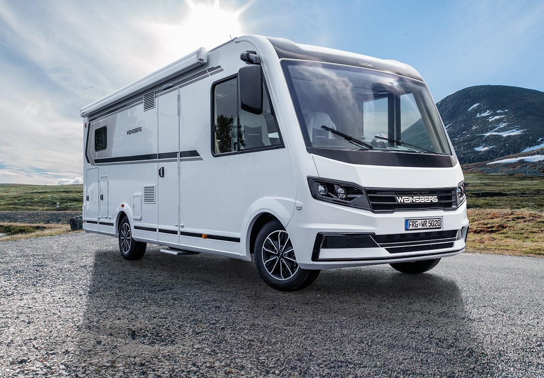 Premium Class Luxus Vollintegriertes Wohnmobil Hagemann